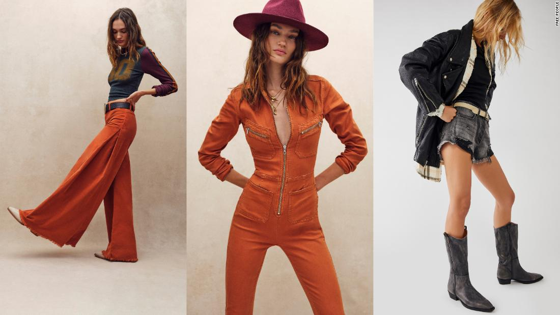 Refreshing your fall wardrobe? Free People's We the Free collection has bold, thoughtfully designed essentials