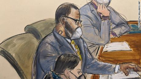 What we were not allowed to see at R. Kelly's trial