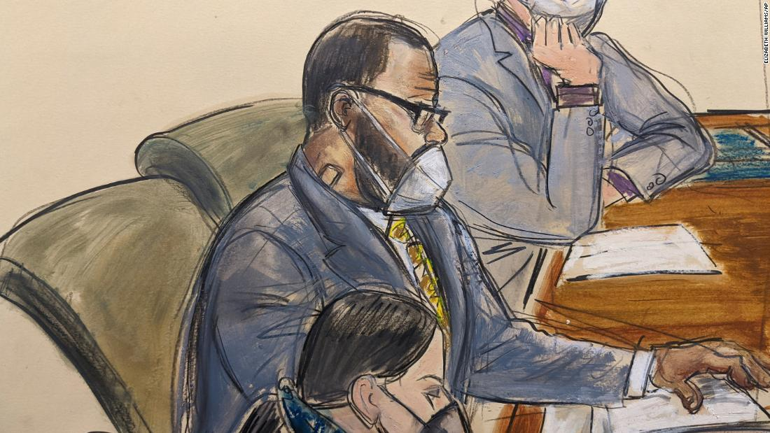 R. Kelly convicted of racketeering and sex trafficking by a federal jury in New York - CNN