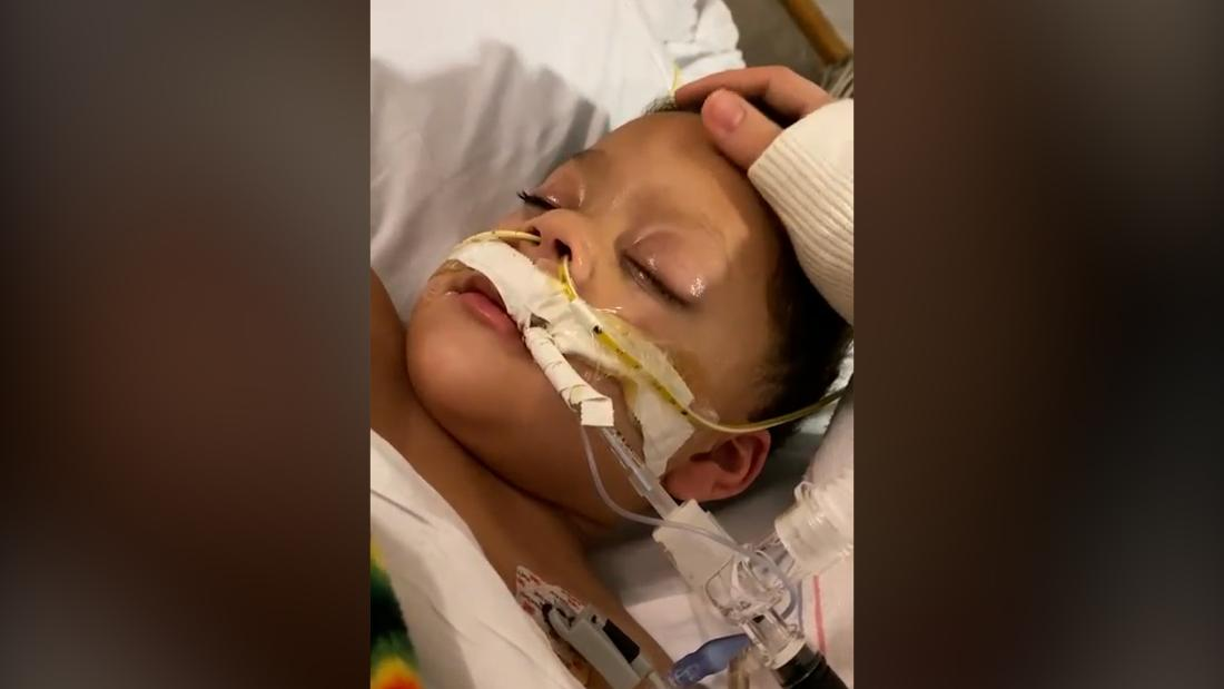 4-year-old nearly died from a rare complication of Covid-19