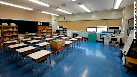 Thousands of teachers may be forced out of NYC schools next week because of vaccine mandate