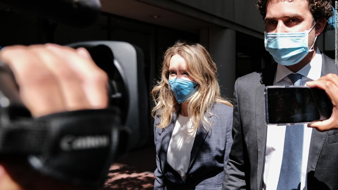 In the Elizabeth Holmes criminal case, the media is also on trial