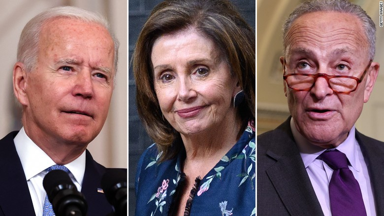Democrats' aging leaders need all their skills for the task ahead