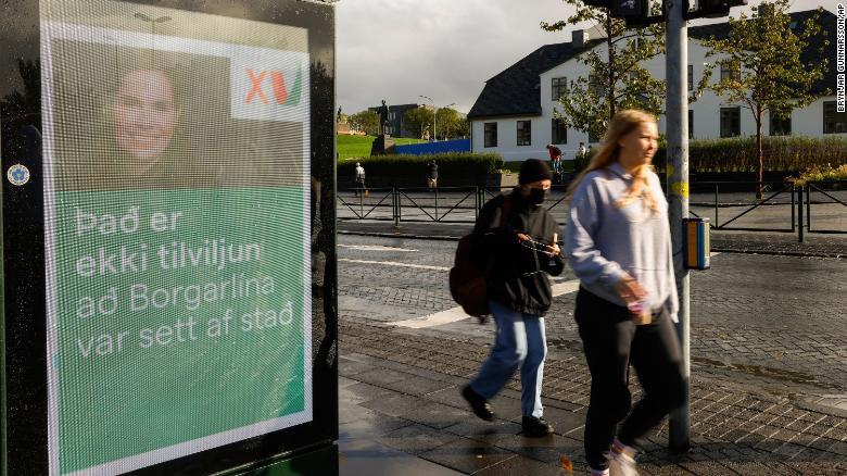 Iceland goes to the polls and prepares for complicated outcome