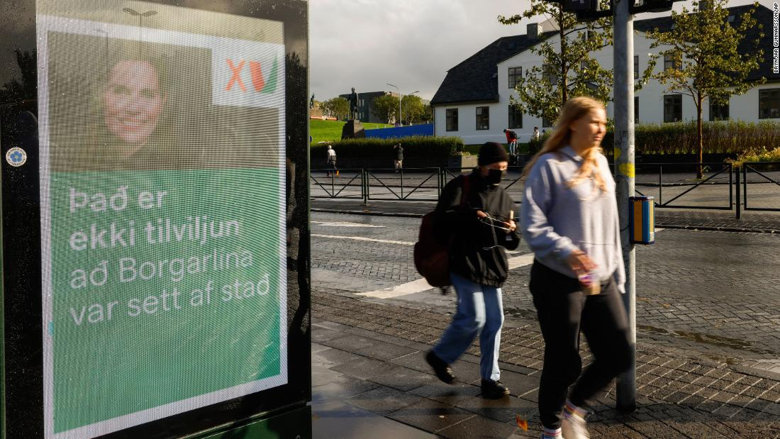 Iceland elects Europe's first-women majority parliament thumbnail