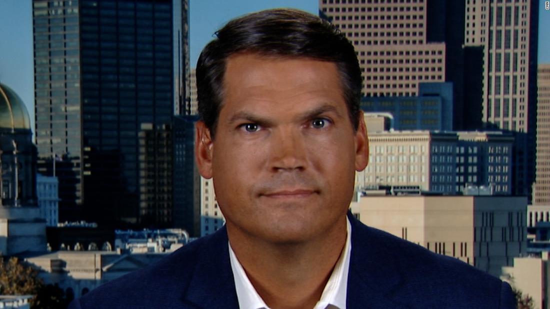 'We've got an HR problem': Lieutenant governor on Trump's influence on GOP