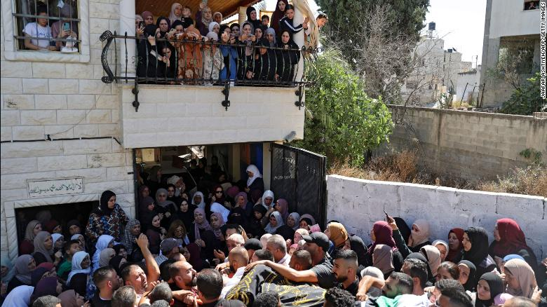 Five Palestinians killed, two arrested by Israeli forces in West Bank