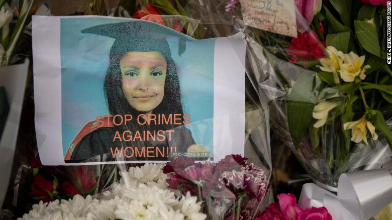 Man charged with the 'predatory' murder of Sabina Nessa appears in London court