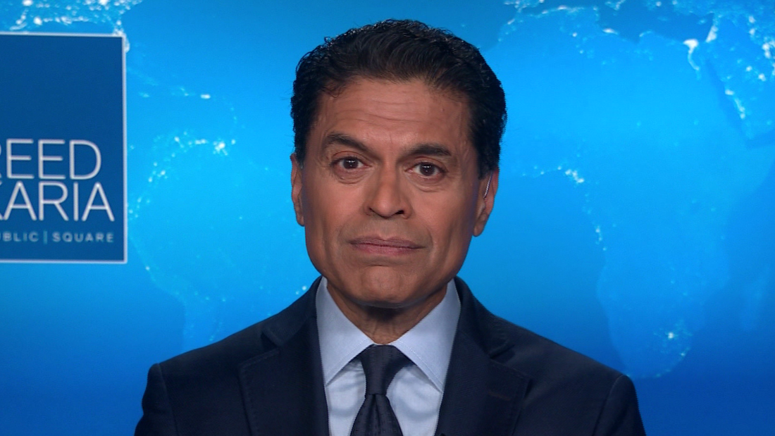 Fareed Zakaria: 'The complexity of the China challenge'