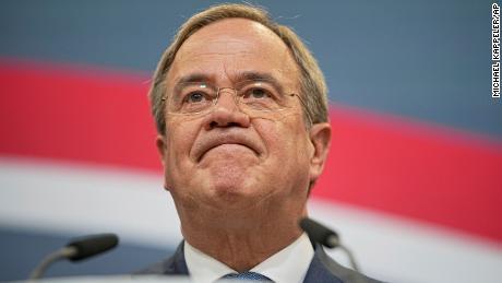 Armin Lashett runzelt die Stirn, als er das Ergebnis der Bundesratswahl am Sonntag kommentiert.