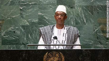 Mali wants to hire Russian mercenaries: Lavrov