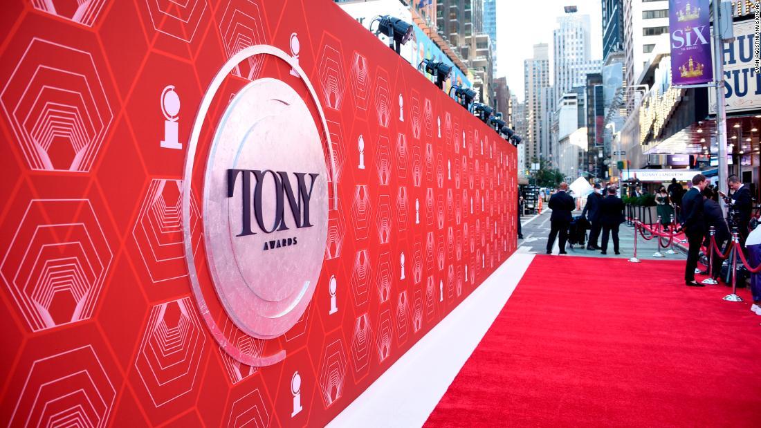 The best photos from the 2021 Tony Awards