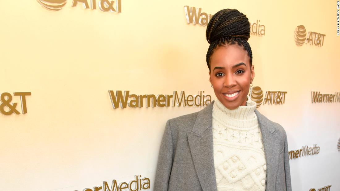 Kelly Rowland is trying to make it through the pandemic too