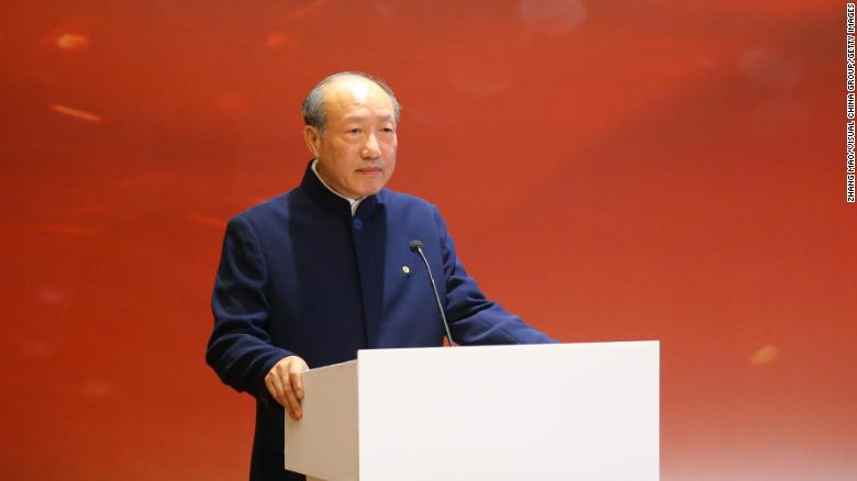 HNA Group's chairman and CEO taken by police in China