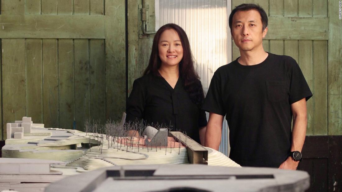 The husband-and-wife duo redefining cultural architecture in China