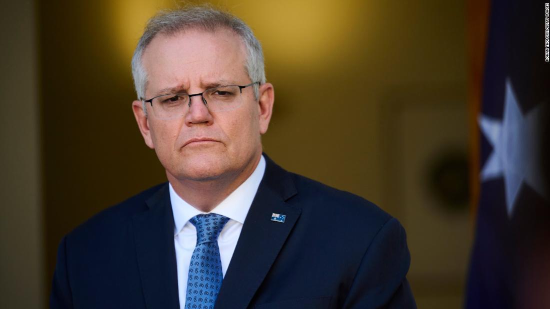 Australia's Scott Morrison may dodge the COP26 climate talks despite growing international pressure