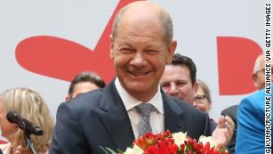 Meet Olaf Scholz, the man who might replace Angela Merkel as Germany's next chancellor