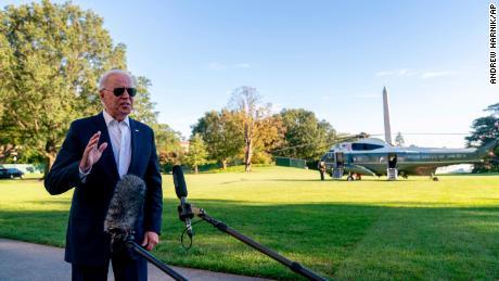 Biden hủy chuyến đi Chicago khi chương trình nghị sự lập pháp của anh ấy bị đình trệ