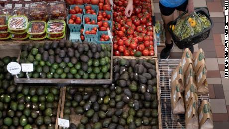 Inflation isn't over yet.  Here we should finally see lower prices