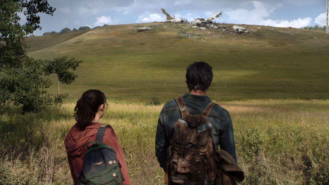 'The Last of Us' first look