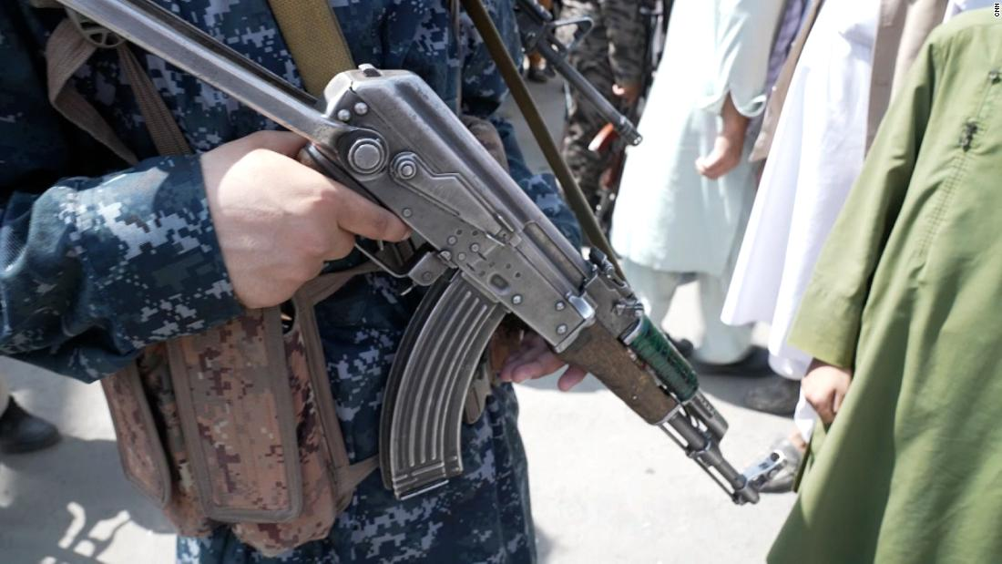 Taliban publicly display bodies of alleged kidnappers