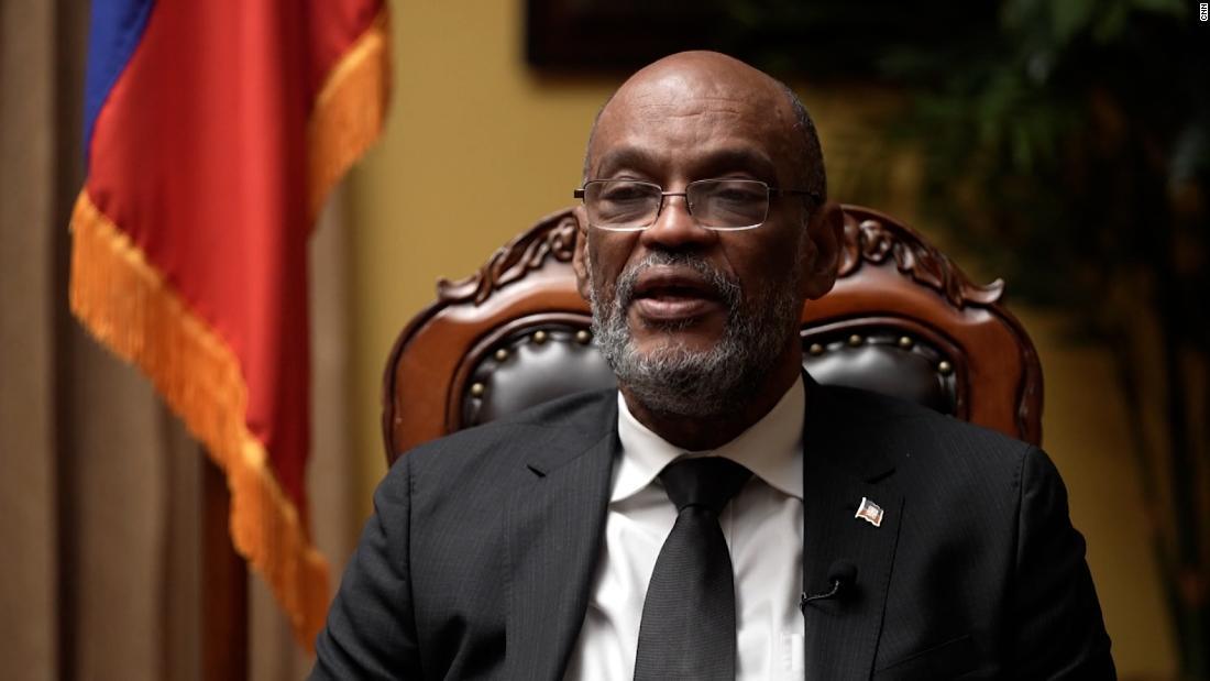 Haiti's unelected leader denies hampering probe into murder of predecessor