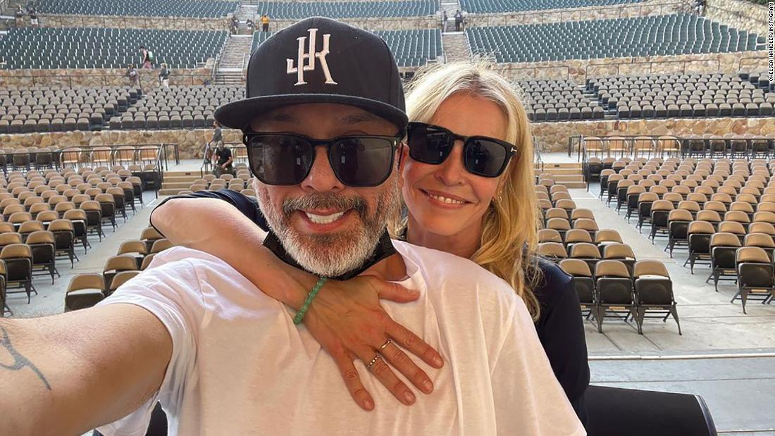Chelsea Handler and Jo Koy are Instagram official