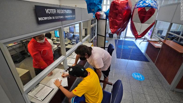 'Every day there's irreparable harm': Civic organizations sound alarms about impact of GOP-backed voting bills on registering new voters