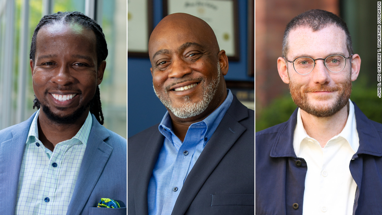An anti-racist author, a civil rights activist and a computational virologist are among the 2021 MacArthur Foundation 'genius grant' winners