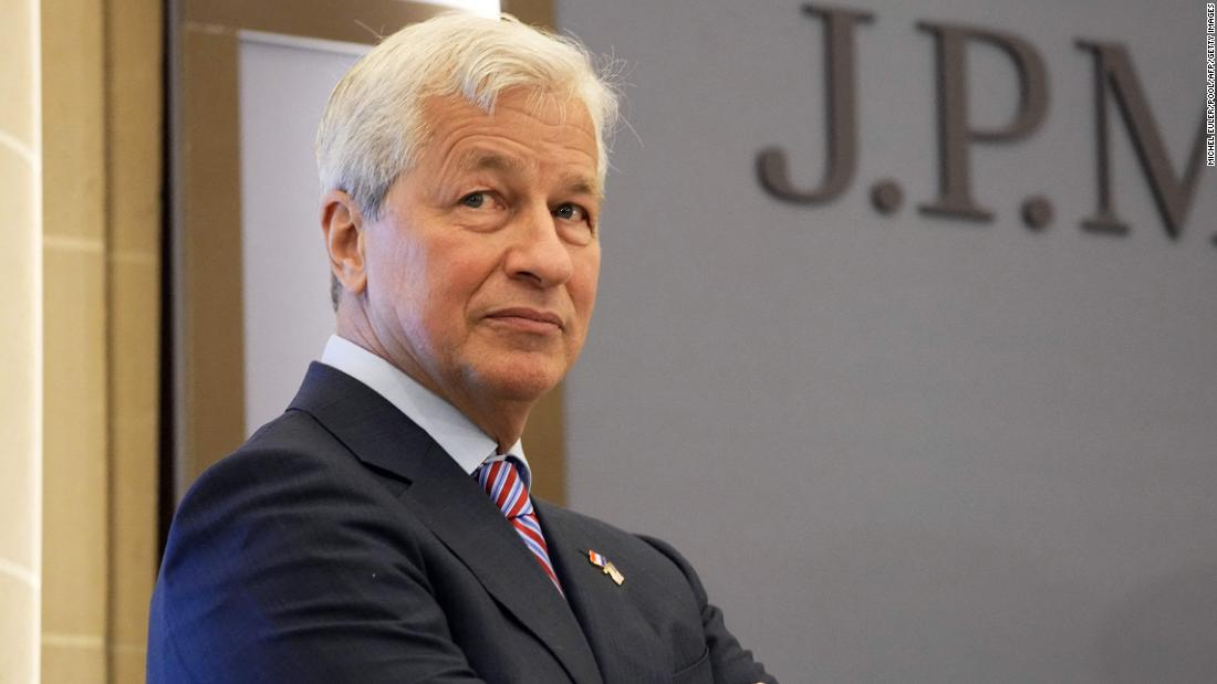 Jamie Dimon says JPMorgan has begun to prepare for potential US default