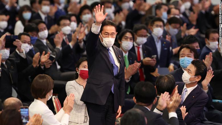 Fumio Kishida likely to become Japan's next Prime Minister after winning leadership election