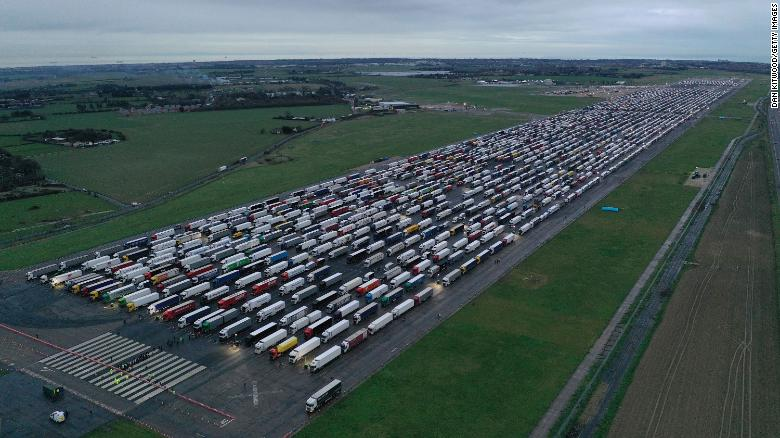 The workers who keep global supply chains moving are warning of a 'system collapse' thumbnail