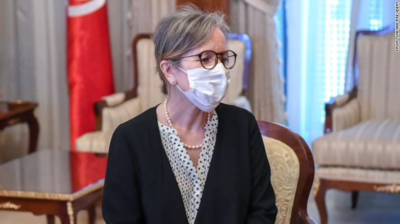 Tunisia's president appoints woman as prime minister in first for Arab world