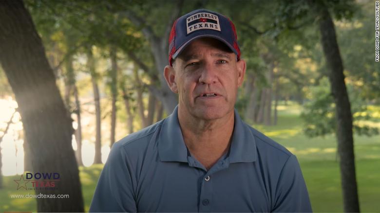 Matthew Dowd, former Bush strategist, announces Democratic bid for Texas lieutenant governor
