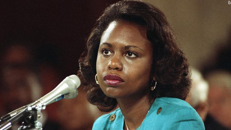 'There is no perfect victim': Anita Hill refuses to believe a myth that lets perpetrators off the hook