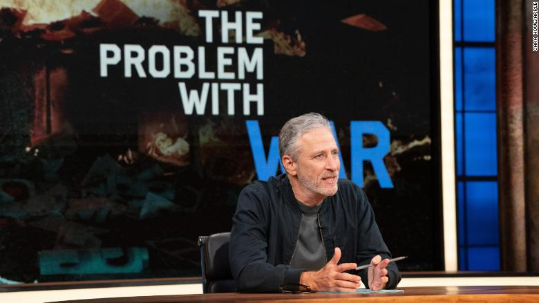 'The Problem With Jon Stewart' takes a serious leap into advocacy journalism