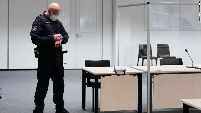 German 96-year-old Nazi war crimes suspect flees ahead of trial