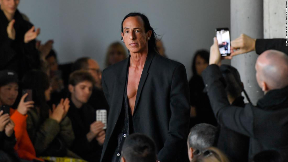 Unapologetically unfiltered, Rick Owens is fashion's ultimate antagonist