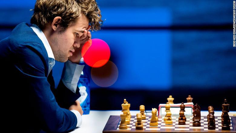 Magnus Carlsen: How to become a chess grandmaster - CNN