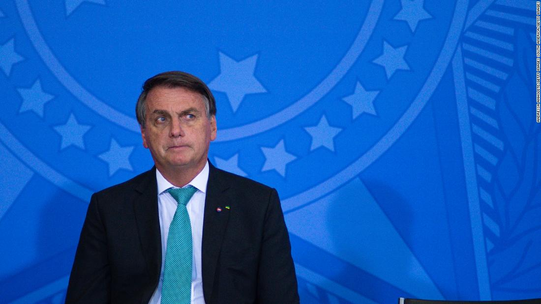 Leaked Covid-19 report calls for mass homicide charges against Brazilian President Jair Bolsonaro