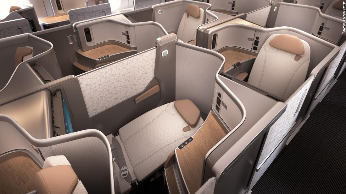 First class is vanishing. Here's what's next