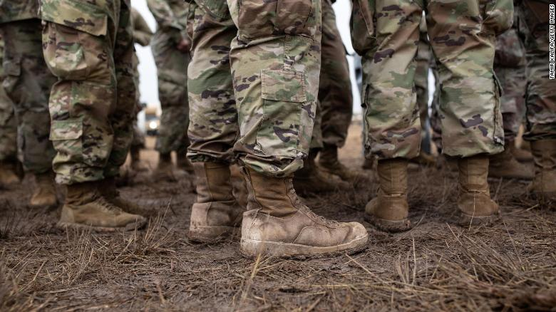 Suicide rate among active duty service members increased by 41% between 2015 and 2020