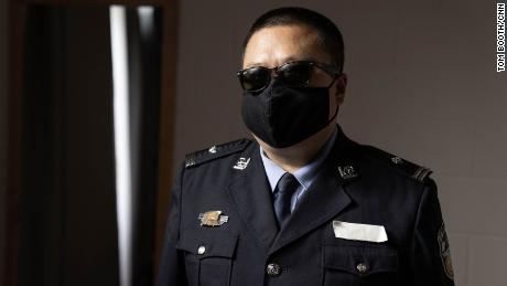 The former Chinese police detective claims he followed orders to torture Uyghur people in Xinjiang.