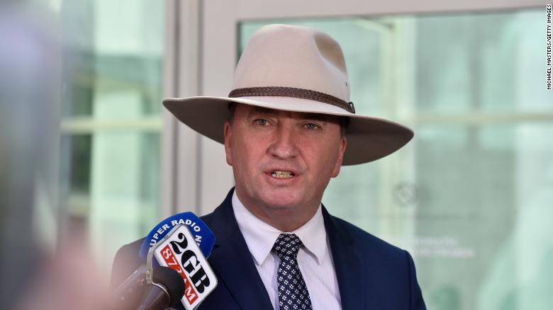 Australia's climate policy is being dictated by a former accountant in a cowboy hat