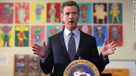 California becomes the first US country to require Covid-19 vaccination students, the governor says