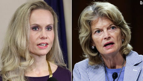 Pro-Trump opposes & # 39;  s of living stories that catch Murkowski's eye