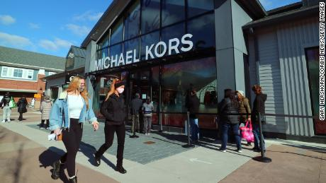 A number of popular brands such as Coach and Michael Kors manufacture products in Vietnam.