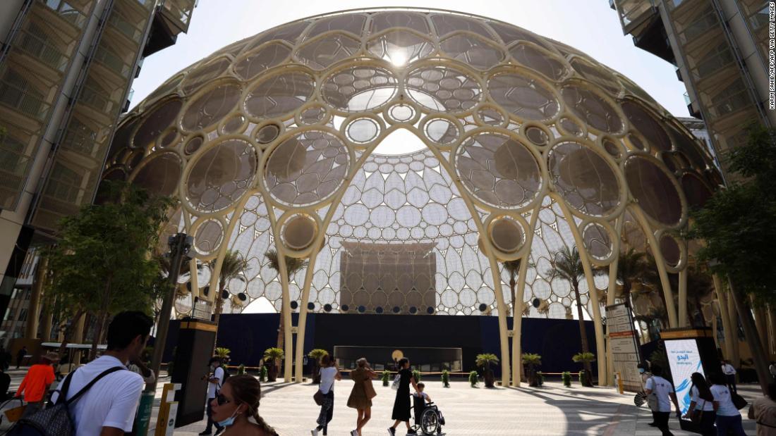 Timeline: Dubai Expo 2020 opens to the world – CNN