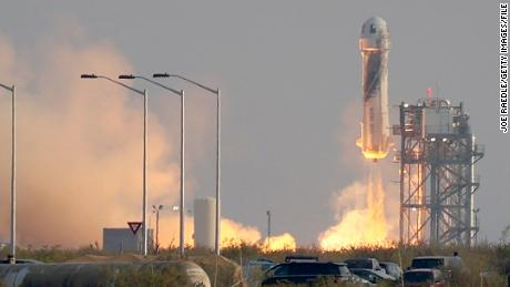 Blue Origin: Essay Alleges Sexism and 'Dehumanizing' Culture in Jeff Bezos' Rocket Society