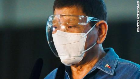 Il presidente filippino Duterte ha annunciato che si ritirerà dalla politica alla fine del suo mandato